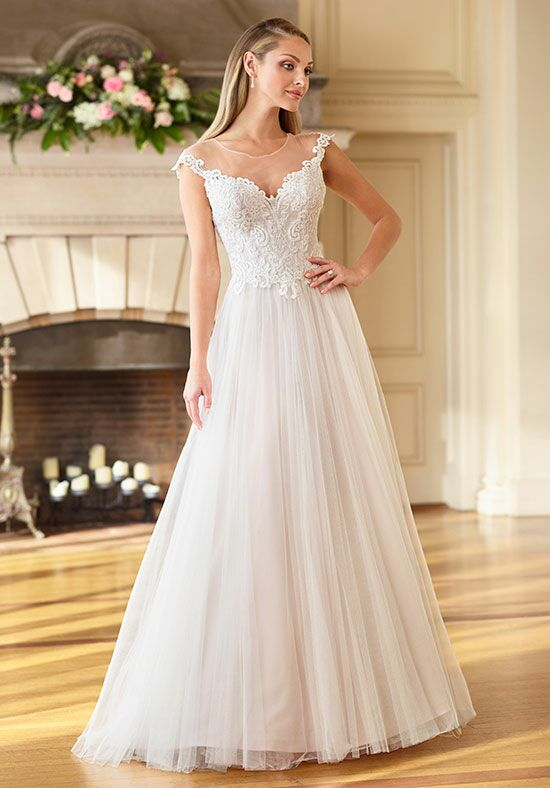 Enchanting by Mon Cheri 218184 A-Line Wedding Dress