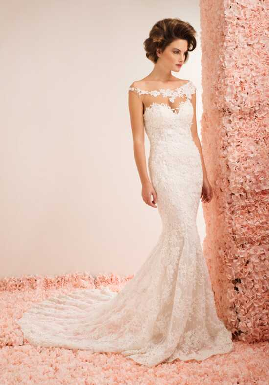 Ysa Makino KYM160 Mermaid Wedding Dress