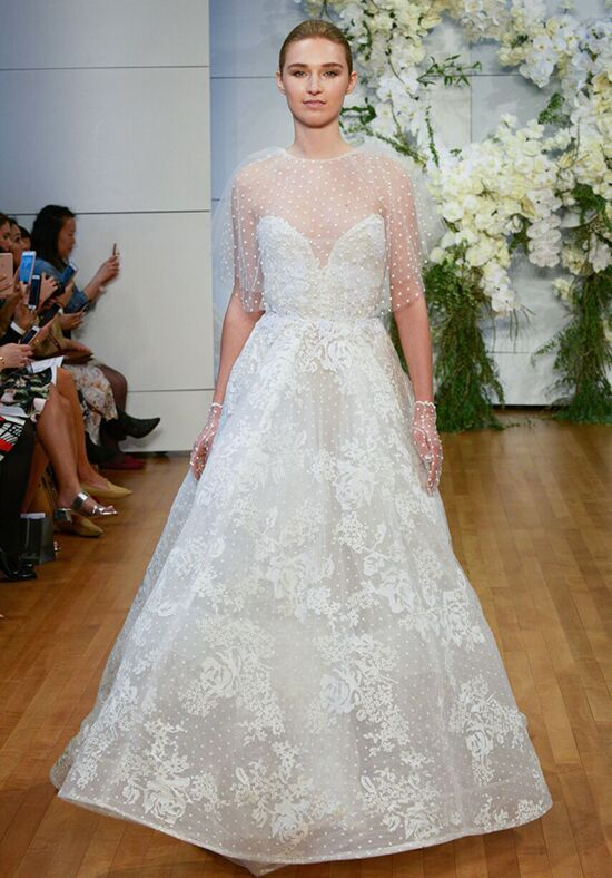 Monique Lhuillier Beatrice Ball Gown Wedding Dress