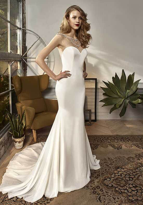 Beautiful wedding dresses beautiful bt18 09 mermaid wedding dress junglespirit