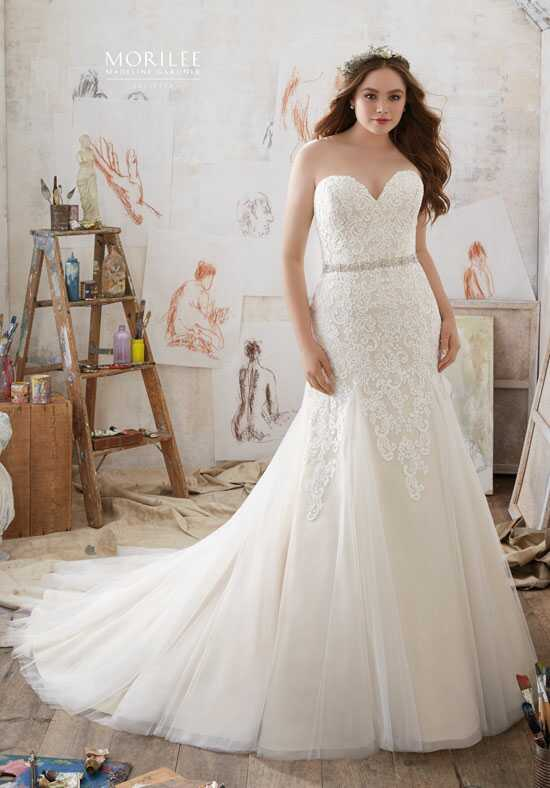 Morilee by Madeline Gardner/Julietta 3215 A-Line Wedding Dress
