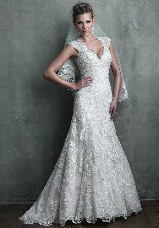 Allure Couture C309 Mermaid Wedding Dress