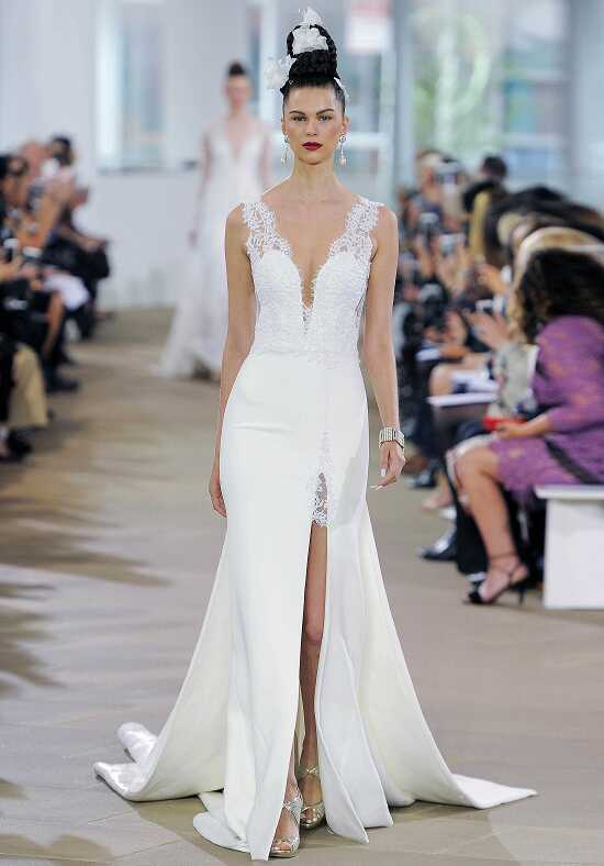 Ines Di Santo Blake Sheath Wedding Dress