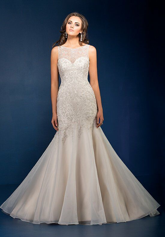Jasmine Couture T162054 Mermaid Wedding Dress
