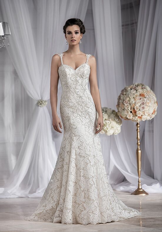 Jasmine Couture T182057 Mermaid Wedding Dress