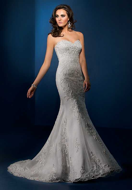 Jasmine Couture T162061 Mermaid Wedding Dress
