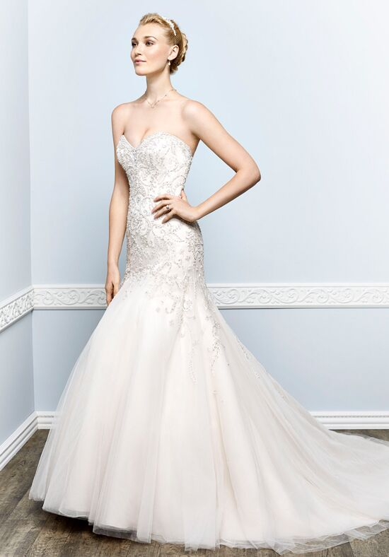 Kenneth Winston 1656 Mermaid Wedding Dress