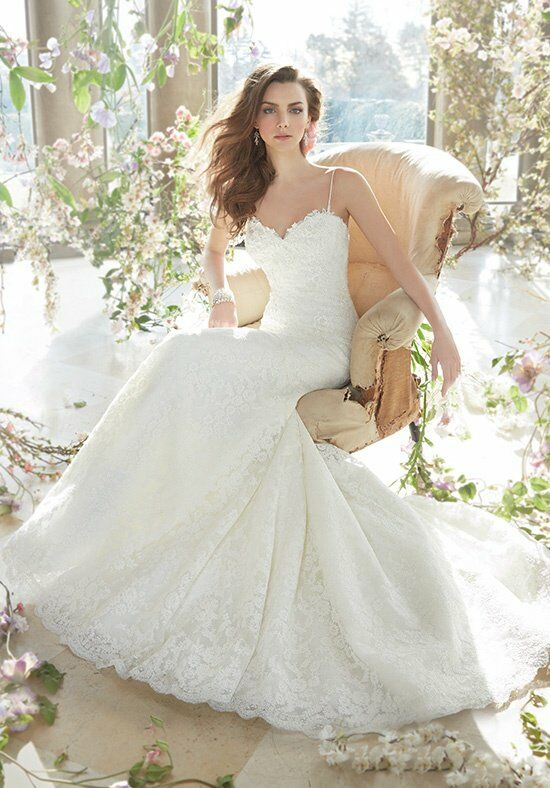 Tara Keely 2411 Mermaid Wedding Dress