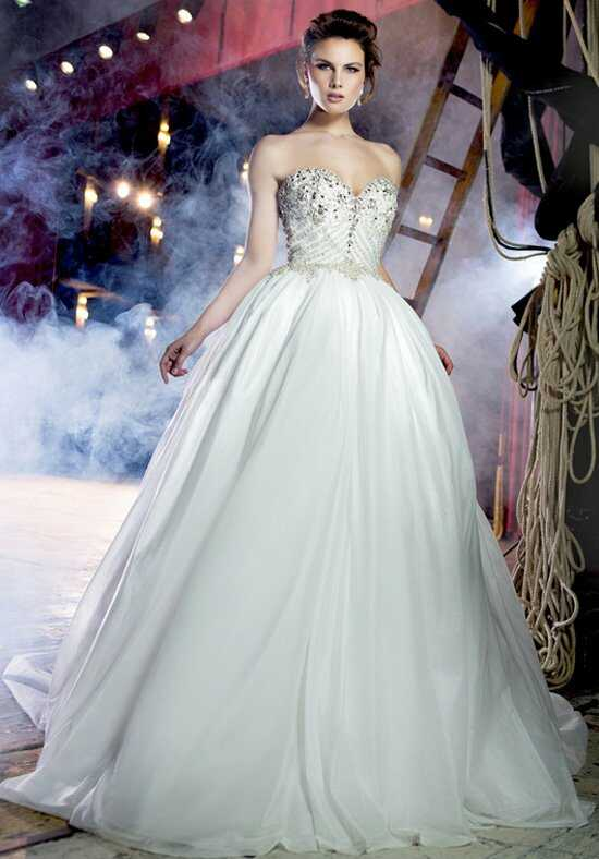 Stephen Yearick KSY56 Ball Gown Wedding Dress