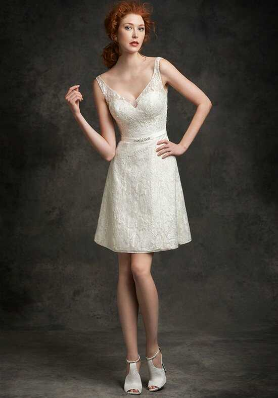 Ella Rosa: Gallery GA2245 A-Line Wedding Dress