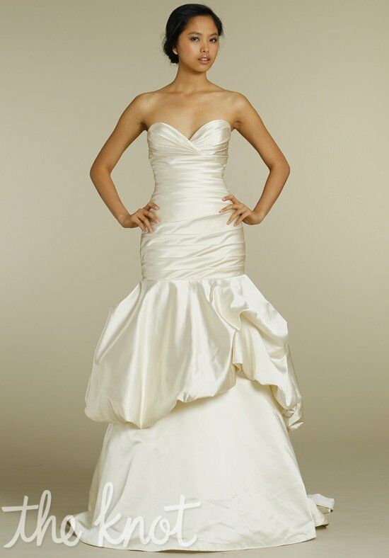 Tara Keely by Lazaro 2209 A-Line Wedding Dress