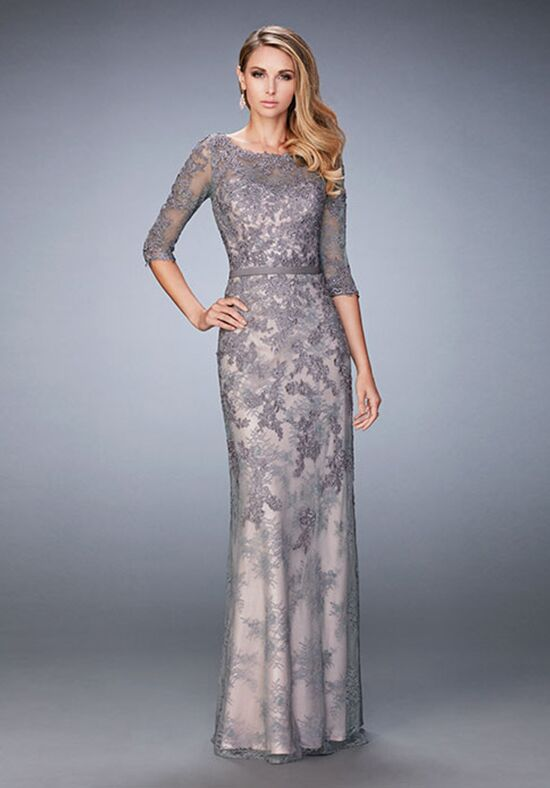 Amazing La Femme Evening 21740 Mother Of The Bride Dress