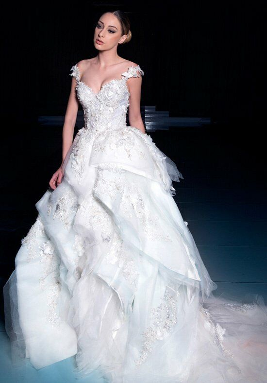 Ysa Makino KYM72 Mermaid Wedding Dress