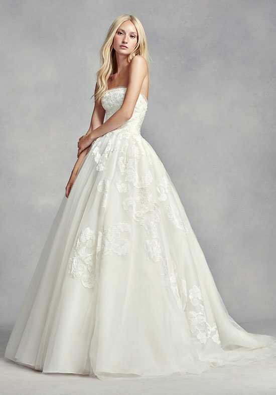 White by Vera Wang White by Vera Wang Style VW351297 Wedding Dress photo