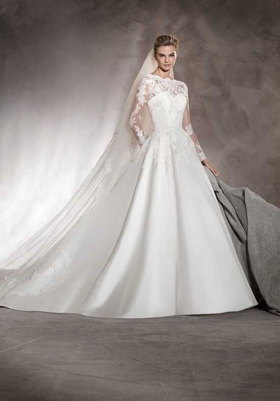 PRONOVIAS ALHAMBRA Ball Gown Wedding Dress