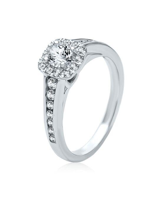 helzberg diamonds 2034115 engagement ring the knot
