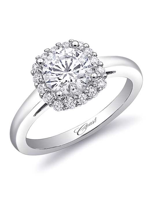 Coast Diamond LC5381 Engagement Ring photo