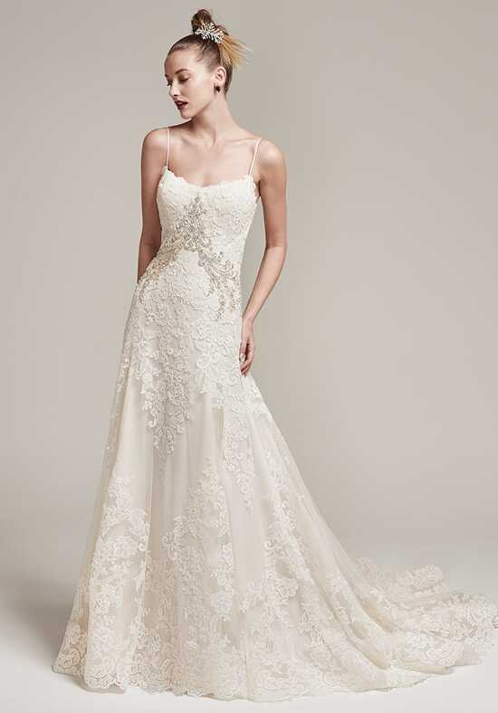 Sottero and Midgley Walker Rose A-Line Wedding Dress
