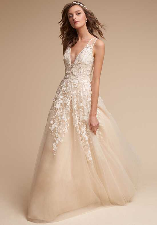 BHLDN Ariane Ball Gown Wedding Dress