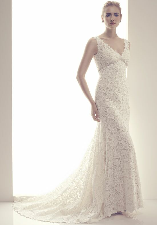 Amaré Couture B078 Sheath Wedding Dress