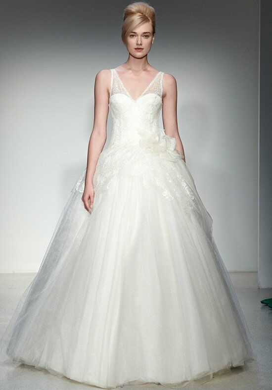 Kenneth Pool IVANA Ball Gown Wedding Dress