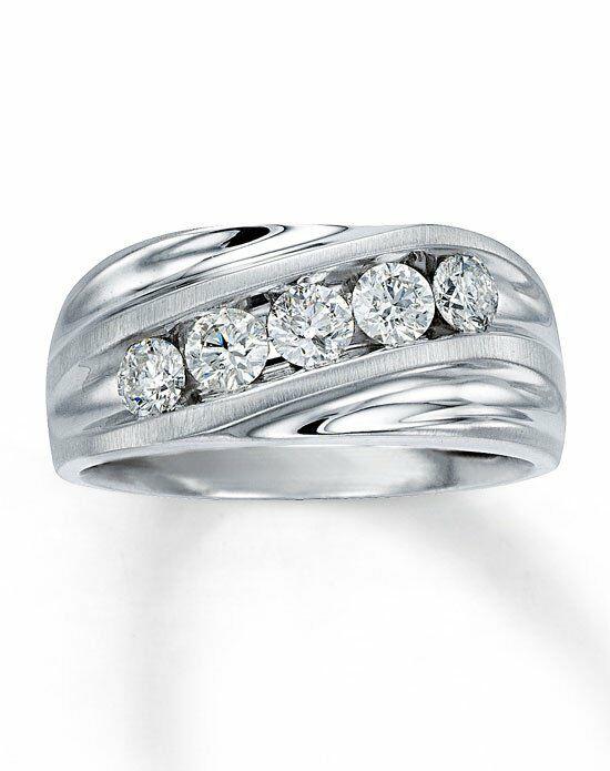 Kay Jewelers 14kw 1ct Mens Diamond Ring 50943101 Wedding Ring