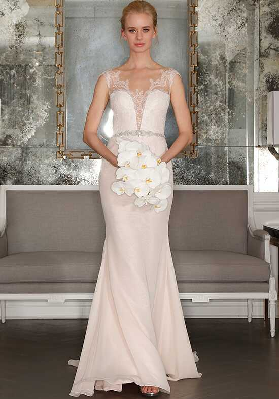 Romona Keveza Collection RK7405NT Sheath Wedding Dress