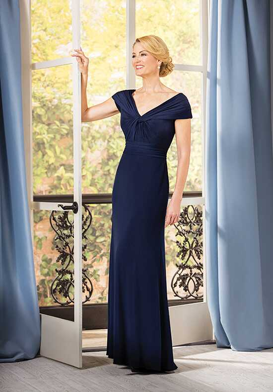Jade J185053 Blue Mother Of The Bride Dress