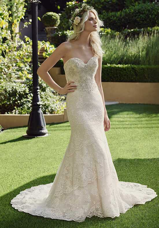 Casablanca Bridal 2244 Iris Sheath Wedding Dress