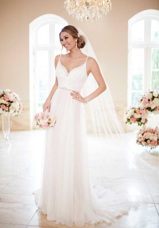 Stella York 6255 A-Line Wedding Dress