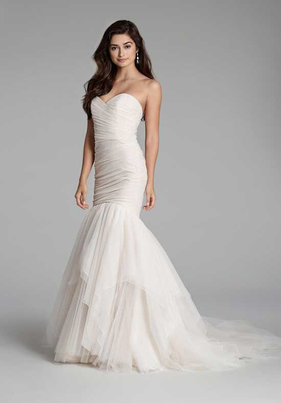 Alvina Valenta 9706 Mermaid Wedding Dress