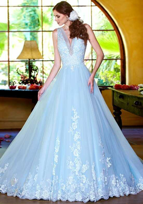 IVOIRE by KITTY CHEN CINDERELLA, V1342 Ball Gown Wedding Dress
