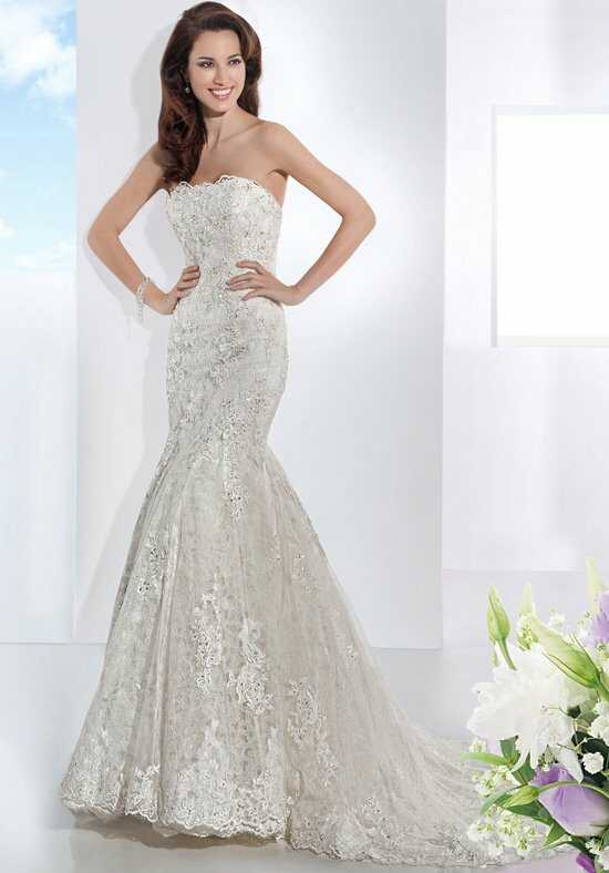 Demetrios 1478 Wedding Dress photo