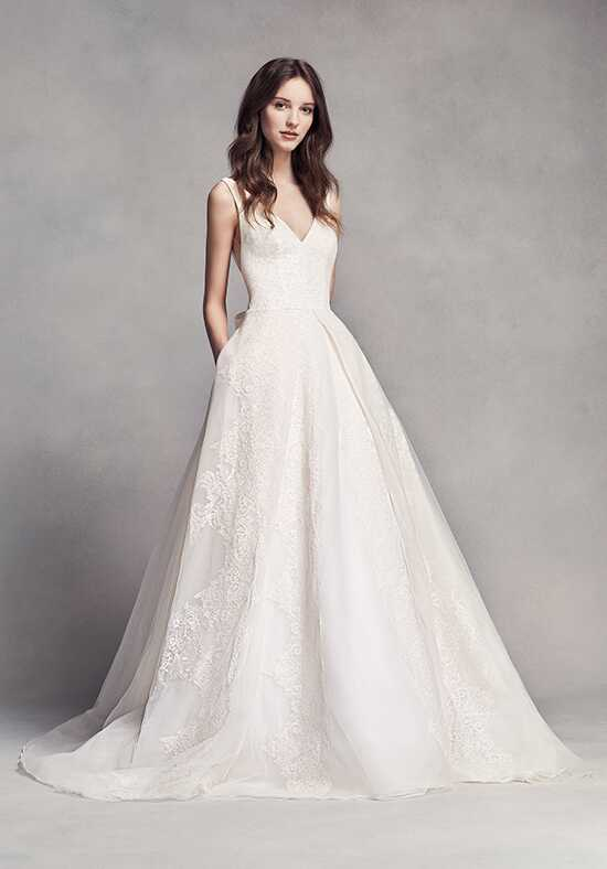 White by Vera Wang White by Vera Wang Style VW351318 Wedding Dress photo