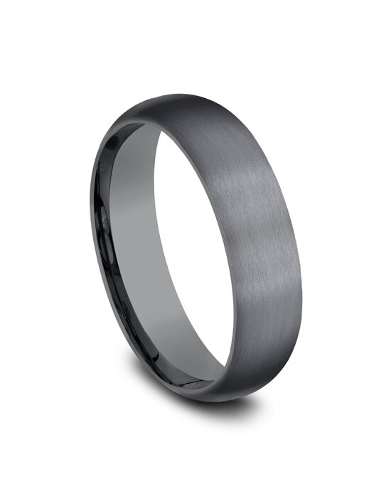 Benchmark CF56413TA Tantalum Wedding Ring