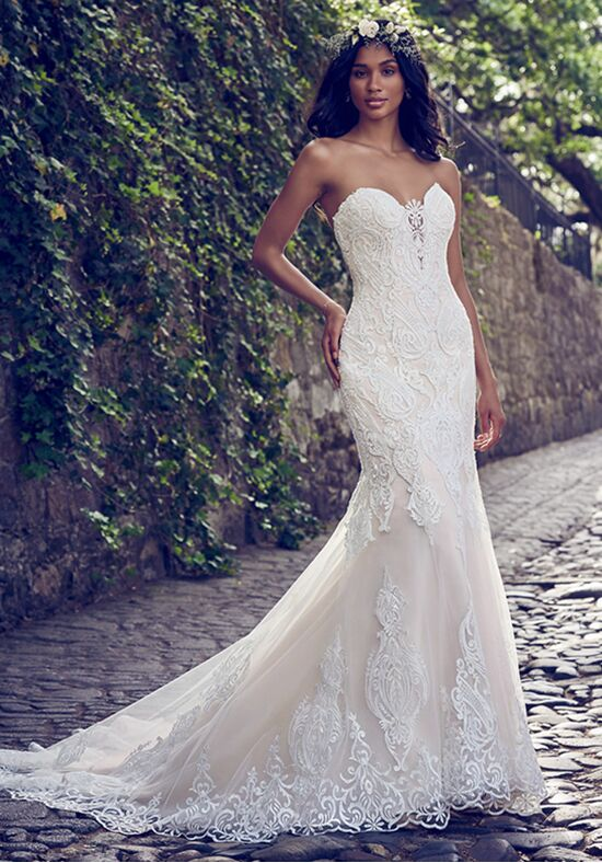 Maggie Sottero Autumn Wedding Dress