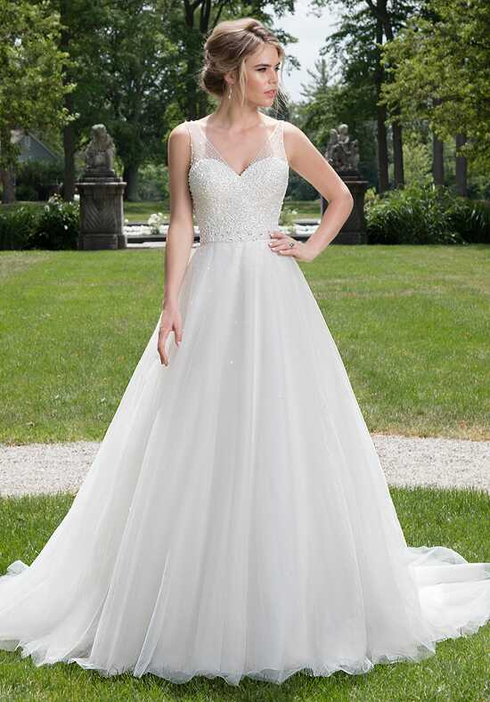 Moda Bella by Mary's Bridal MB2013 Ball Gown Wedding Dress
