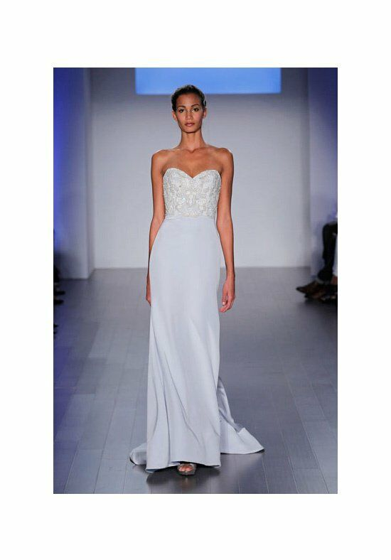 Lazaro 3515 Mermaid Wedding Dress