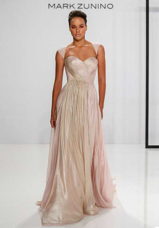 Mark Zunino for Kleinfeld 187 Wedding Dress photo