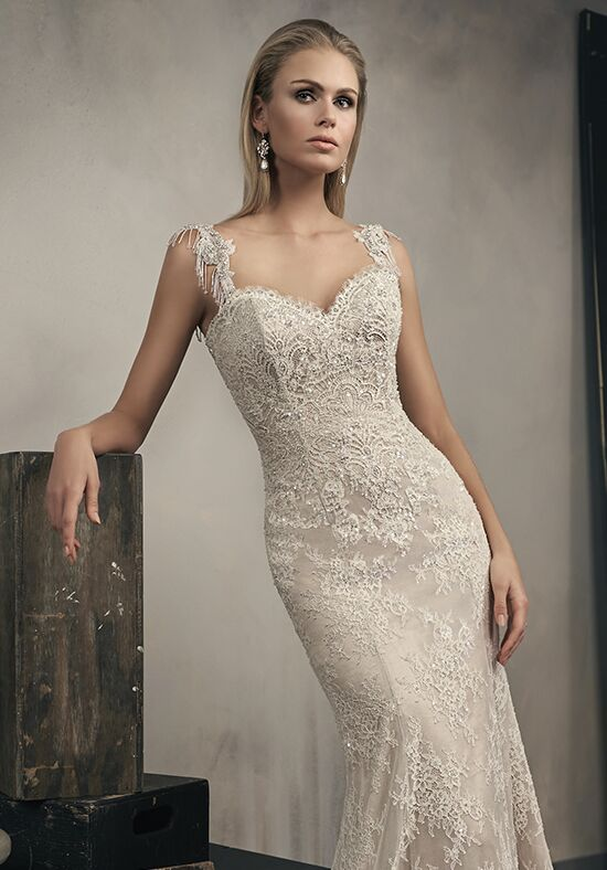 Jasmine Couture T192051 Mermaid Wedding Dress