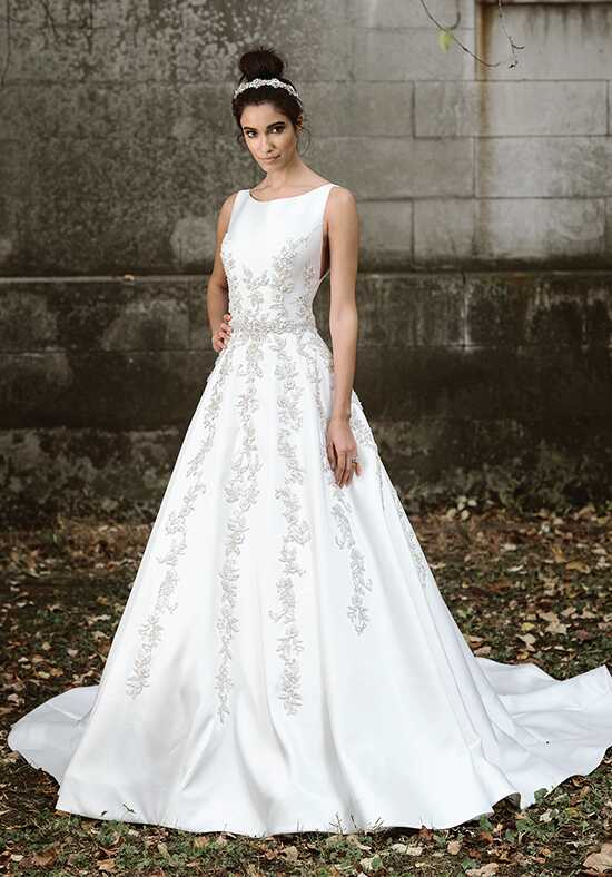 Justin Alexander Signature 9879 Ball Gown Wedding Dress