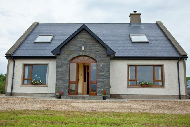 Orla quinn and shane holland 39 s wedding website for Big two story houses