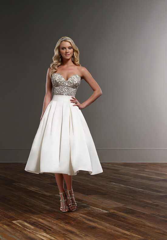 Martina Liana Ciara+Sachi A-Line Wedding Dress