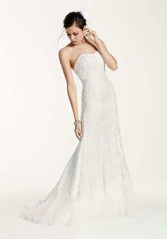 David 39 s bridal galina signature style swg400 wedding dress for Galina signature wedding dresses