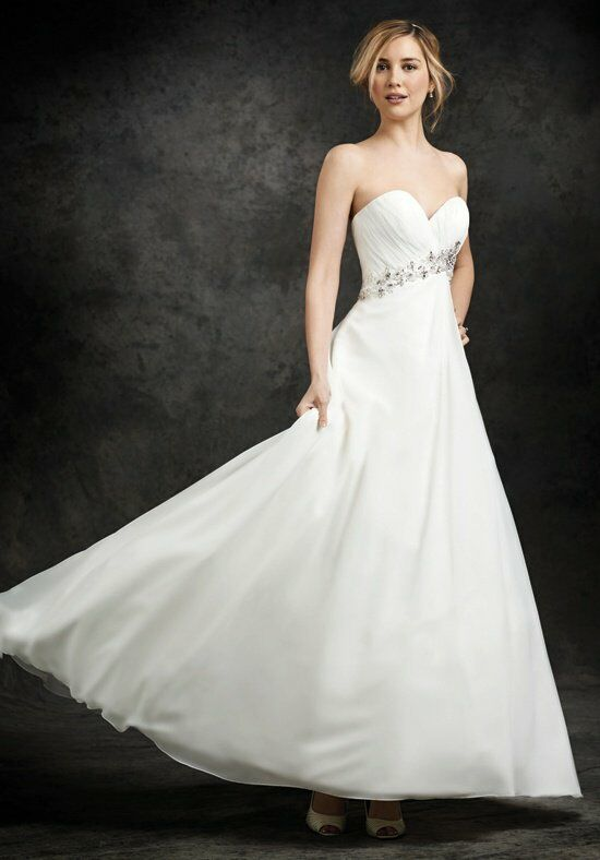 Ella Rosa BE234 A-Line Wedding Dress