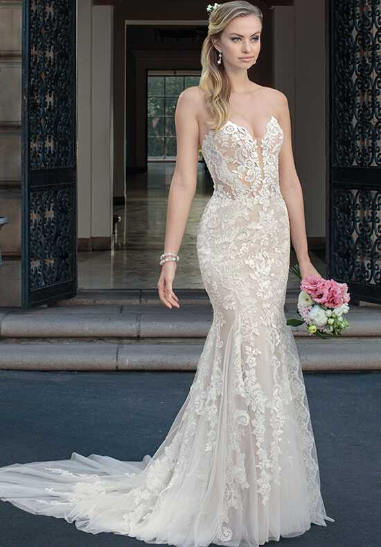 Casablanca Bridal 2325 Maisie Mermaid Wedding Dress