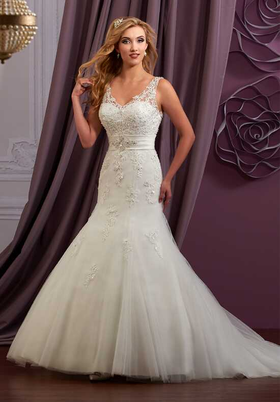Mary's Bridal 3Y619 Mermaid Wedding Dress