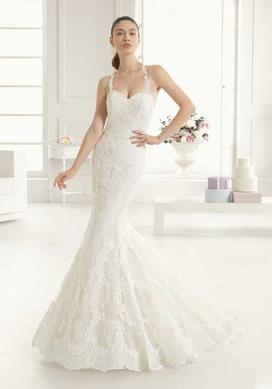 Two by Rosa Clará ESTIRPE Mermaid Wedding Dress