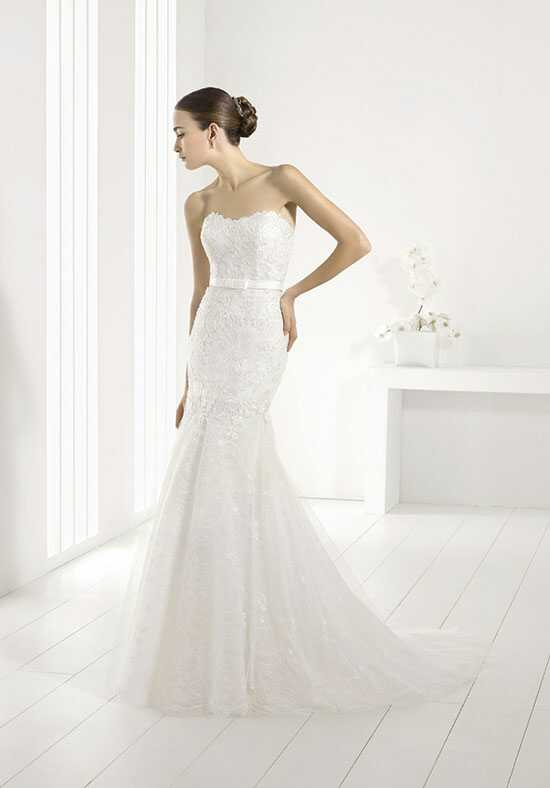 Adriana Alier JARDIN Mermaid Wedding Dress