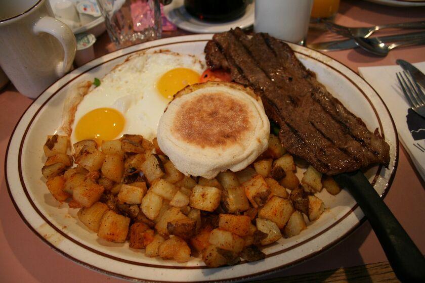 West Egg Cafe Gluten Free Menu